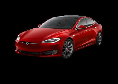 Tesla Model X en Artificial Expo - 2018 - Grupo ADD