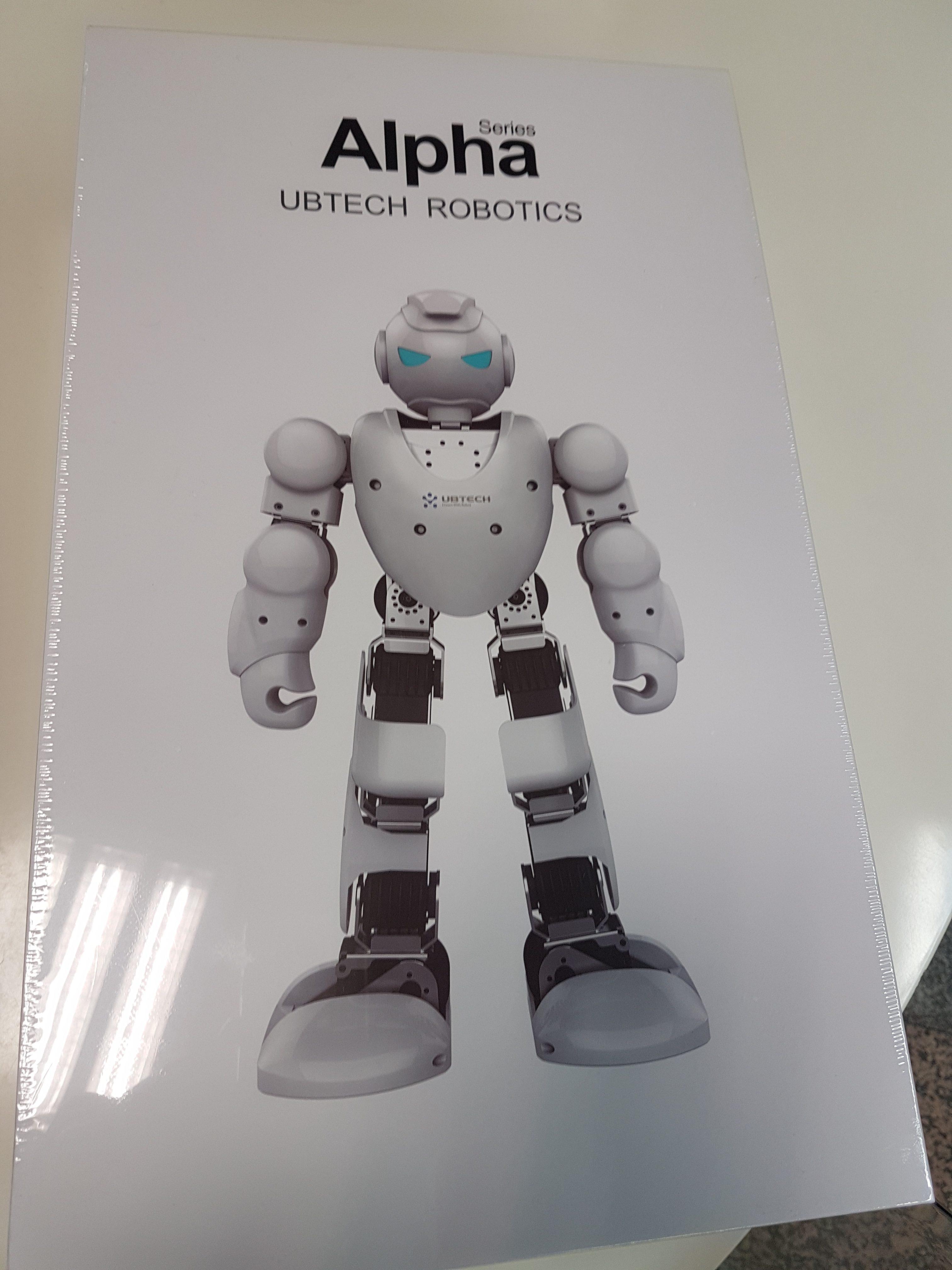 Sorteo Alpha1 en Artificial Expo