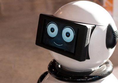ArtificialExpo94 - Robot Dumy - Grupo ADD