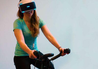 Bici VR de Grupo ADD