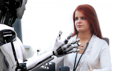 ¿Aceptarías a un robot como compañero de trabajo?