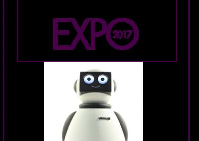 Banner - Arti/ficial Expo2017 - Grupo ADD - Robot Dumy
